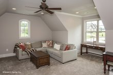 Architectural House Design - Optional Finished Bonus Room