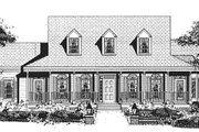 Southern Style House Plan - 4 Beds 2.5 Baths 2177 Sq/Ft Plan #3-176 Exterior - Other Elevation