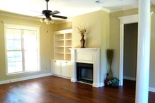 Home Plan - 2600 square foot traditional home