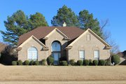 European Style House Plan - 5 Beds 2.5 Baths 3079 Sq/Ft Plan #329-131 Photo
