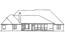 House Design - European Exterior - Front Elevation Plan #52-193