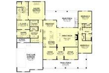 Farmhouse Floor Plan - Main Floor Plan Plan #430-196