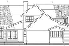 House Design - Farmhouse Exterior - Other Elevation Plan #124-125