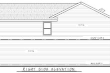 House Design - Farmhouse Exterior - Other Elevation Plan #20-2427