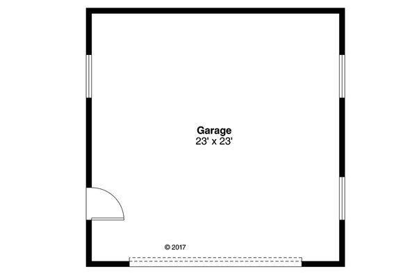 Traditional Floor Plan - Main Floor Plan Plan #124-1039