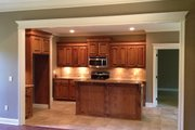 Ranch Style House Plan - 3 Beds 2 Baths 1500 Sq/Ft Plan #430-59 Interior - Kitchen