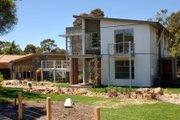 Modern Style House Plan - 3 Beds 2 Baths 2554 Sq/Ft Plan #496-20 Photo