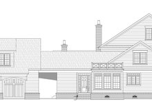 House Design - Country Exterior - Other Elevation Plan #932-366