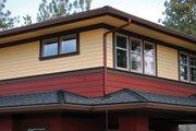 Prairie Style House Plan - 3 Beds 2.5 Baths 1977 Sq/Ft Plan #434-11 Photo