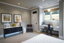 Dream House Plan - Upstairs Bedroom - 4900 square foot Colonial home