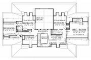 Farmhouse Style House Plan - 4 Beds 3.5 Baths 4227 Sq/Ft Plan #137-282 Floor Plan - Upper Floor Plan