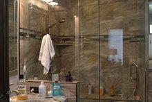 Ranch Interior - Master Bathroom Plan #1060-43