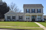 Traditional Style House Plan - 4 Beds 3 Baths 2068 Sq/Ft Plan #69-403