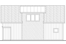 House Plan Design - Country Exterior - Other Elevation Plan #124-944