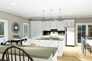 Farmhouse Style House Plan - 2 Beds 1 Baths 1520 Sq/Ft Plan #44-233 Interior - Kitchen