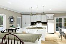 Dream House Plan - Farmhouse Interior - Kitchen Plan #44-233