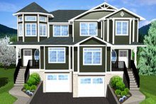 Architectural House Design - Victorian Exterior - Other Elevation Plan #126-152