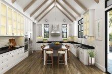House Design - Farmhouse Interior - Kitchen Plan #119-436