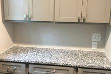 House Plan Design - Pantry Desk