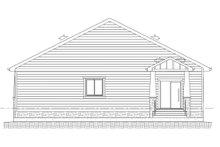 Farmhouse Exterior - Rear Elevation Plan #1077-5