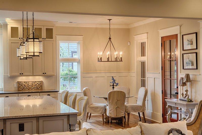 Farmhouse Interior - Dining Room Plan #928-10 - Houseplans.com