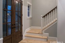 Architectural House Design - Craftsman Interior - Entry Plan #929-1051