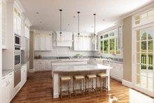 House Plan Design - European Interior - Kitchen Plan #119-432