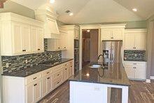 Dream House Plan - European Interior - Kitchen Plan #430-133