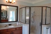 Traditional Style House Plan - 4 Beds 3 Baths 2855 Sq/Ft Plan #927-26 Interior - Master Bathroom