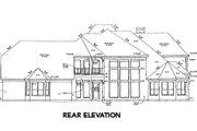 European Style House Plan - 5 Beds 4.5 Baths 4762 Sq/Ft Plan #141-248