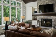 Traditional Style House Plan - 3 Beds 2.5 Baths 3761 Sq/Ft Plan #928-300
