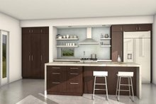 House Blueprint - Modern Kitchen