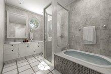 Cottage Interior - Master Bathroom Plan #45-368