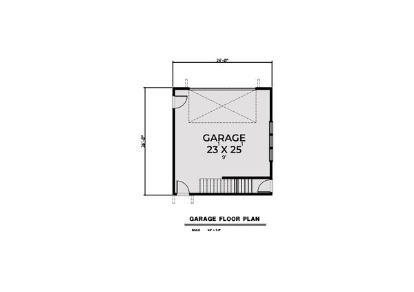 Dream House Plan - Farmhouse Floor Plan - Main Floor Plan #1070-138