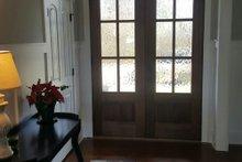Craftsman Interior - Entry Plan #119-369