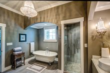 European Interior - Master Bathroom Plan #927-362