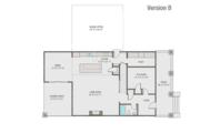 Craftsman Style House Plan - 4 Beds 3 Baths 2723 Sq/Ft Plan #461-65