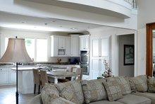 Craftsman Interior - Family Room Plan #929-837