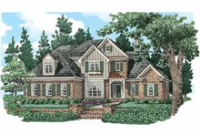 House Design - European Exterior - Front Elevation Plan #927-531