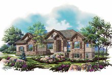 House Plan Design - Country Exterior - Front Elevation Plan #945-135