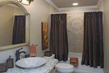 Country Interior - Bathroom Plan #17-2682