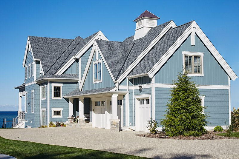 Country Exterior - Other Elevation Plan #928-297 - Houseplans.com