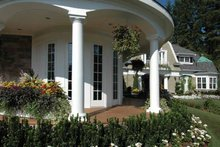 Craftsman Exterior - Other Elevation Plan #132-353