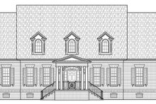 House Plan Design - Traditional Exterior - Front Elevation Plan #1054-20