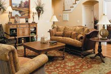 House Design - Craftsman Interior - Family Room Plan #927-133