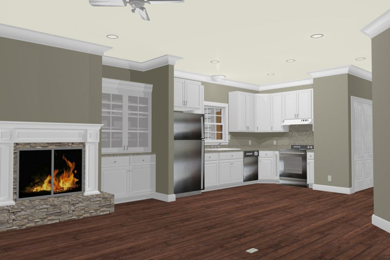 Country Interior - Other Plan #44-159 - Houseplans.com