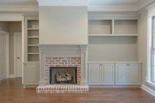 Dream House Plan - European Interior - Family Room Plan #430-131