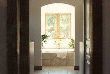 Mediterranean Interior - Master Bathroom Plan #937-16