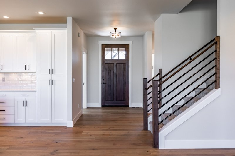 Home Plan - Craftsman Photo Plan #1070-64