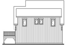 House Plan Design - Traditional Exterior - Rear Elevation Plan #23-444